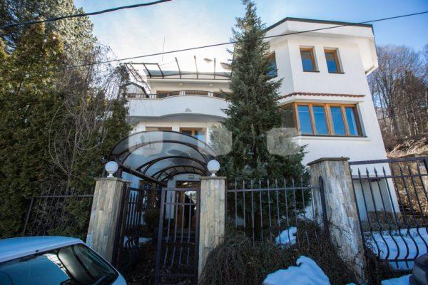 """Отлична къща в престижния квартал """"Бояна"""", готова за живеене"""